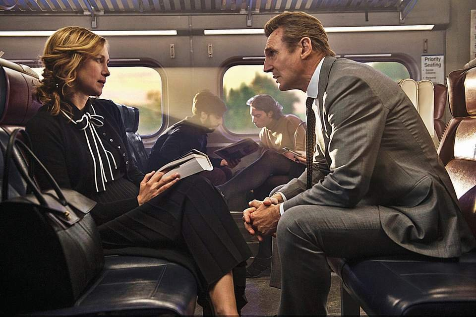 The Commuter Ultra HD Blu-ray Review