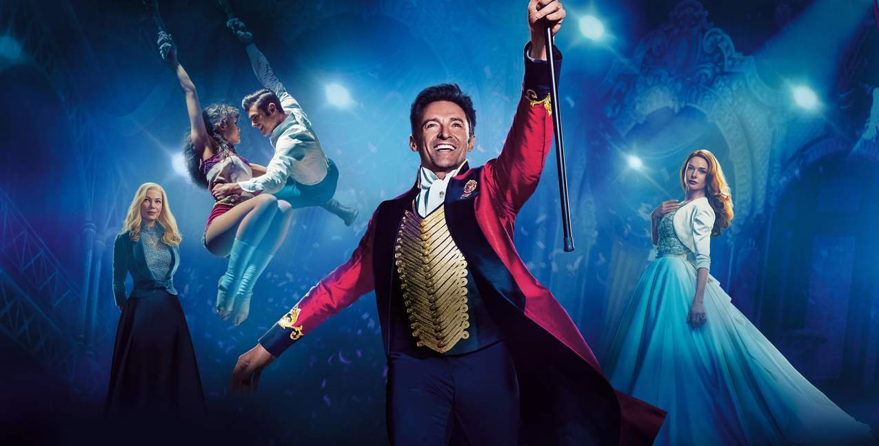 The Greatest Showman Ultra HD Blu-ray Review