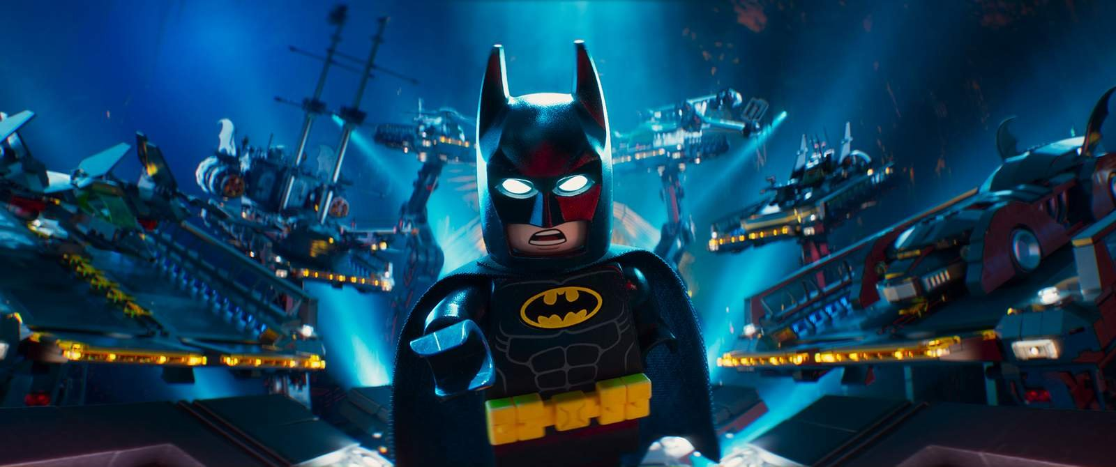 The Lego Batman Movie Ultra HD Review