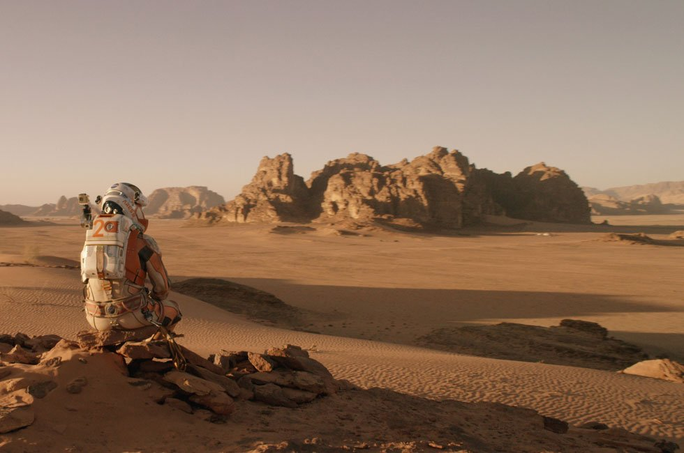 The Martian in Dolby Vision HDR and Atmos Sound