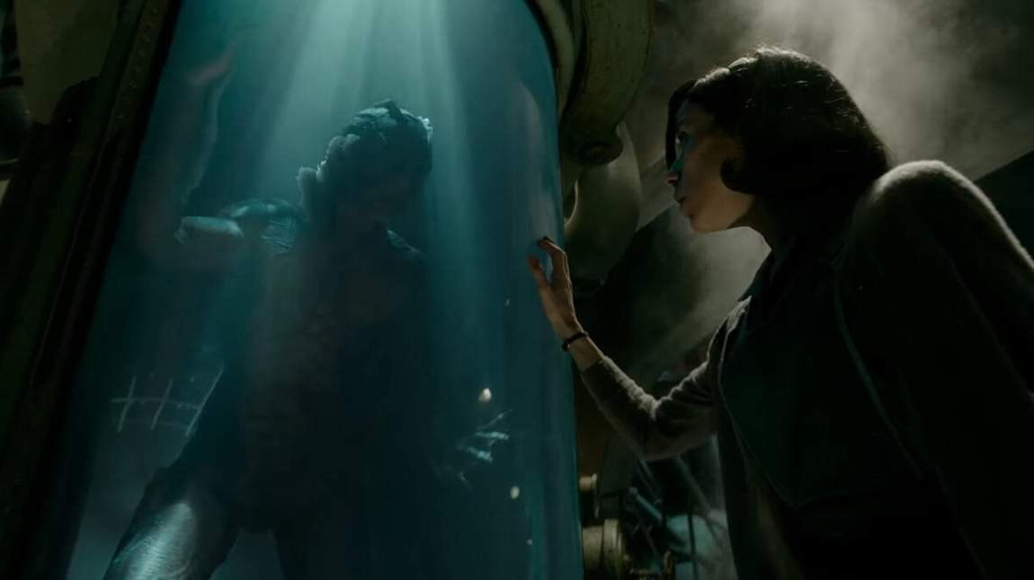 The Shape of Water Ultra HD Blu-ray Review