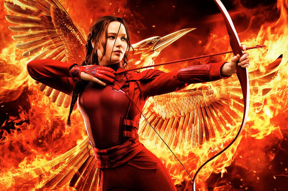 The Hunger Games: Mockingjay Part 2 in Dolby Vision HDR and Atmos Sound