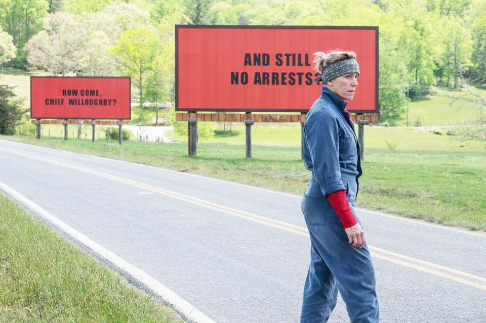 Three Billboards Outside Ebbing, Missouri Ultra HD Blu-ray Review