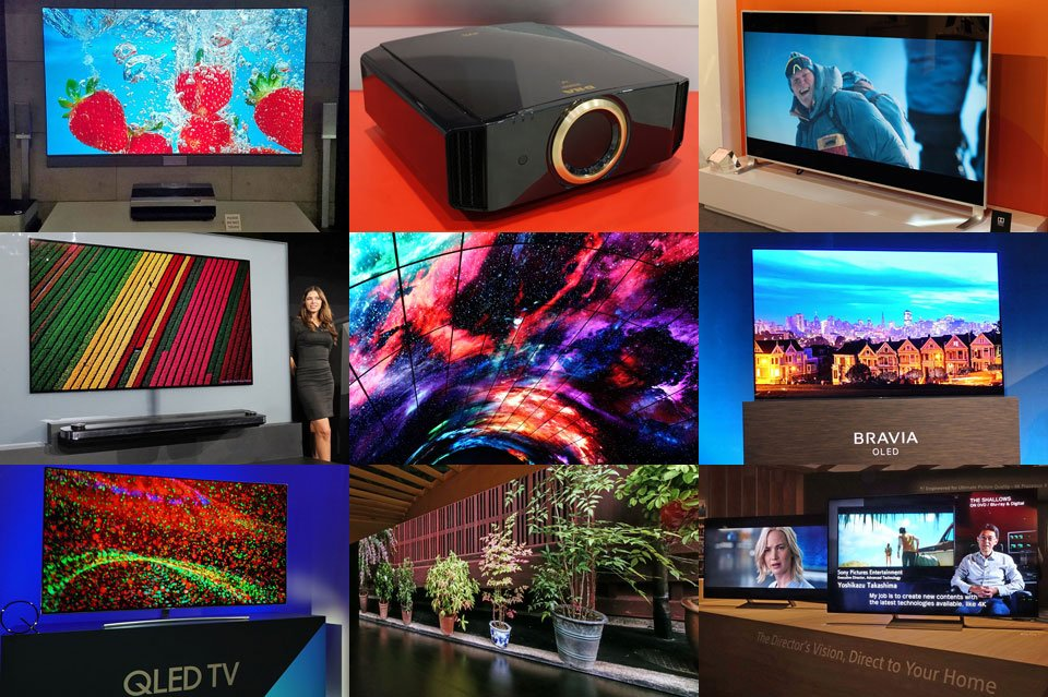 Top 10 Video Demos at CES 2017