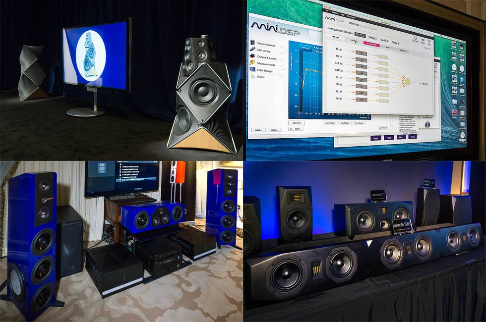 Top 10 Audio Stories at CES 2016