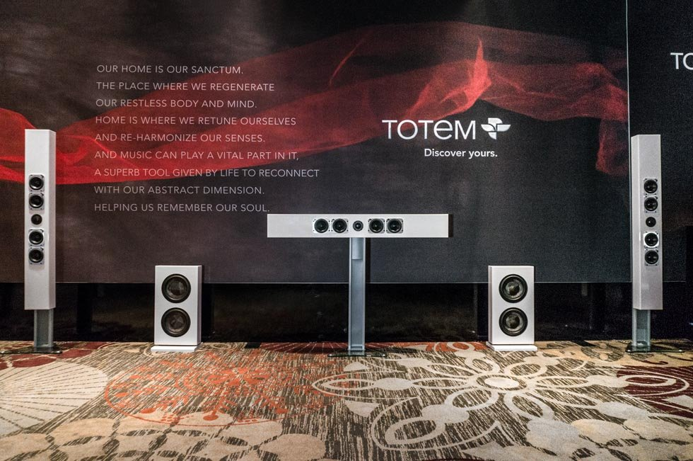 Totem Tribe 5.1 Surround System
