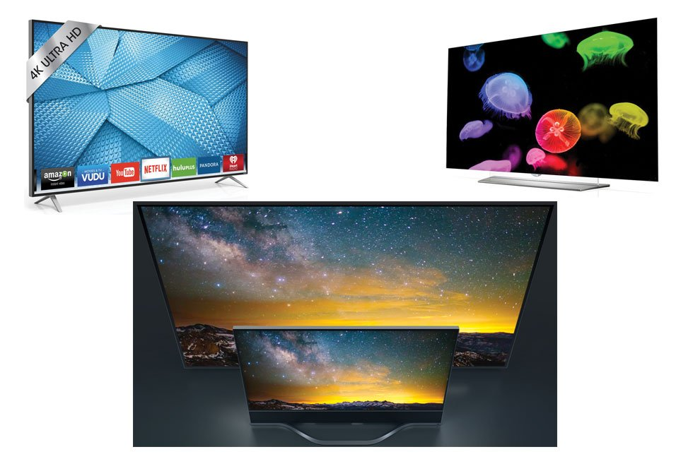 2015 AVS Holiday Gift Guide: Flat-Panel TVs