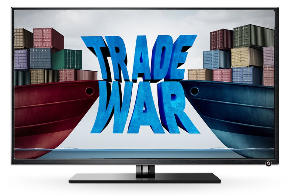 Trade War Could Raise Prices of Chinese TVs in U.S.
