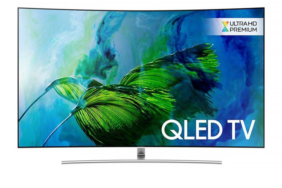 UHD Premium Samsung QLED TV