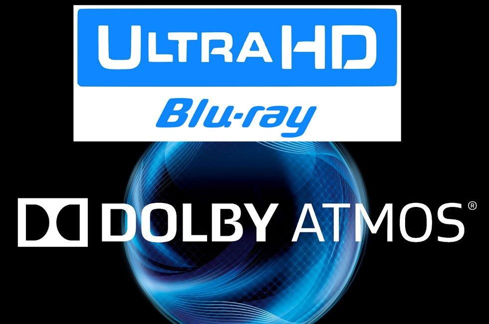 Dozen Dolby Atmos Ultra HD Blu-Ray Titles Arrive Tuesday