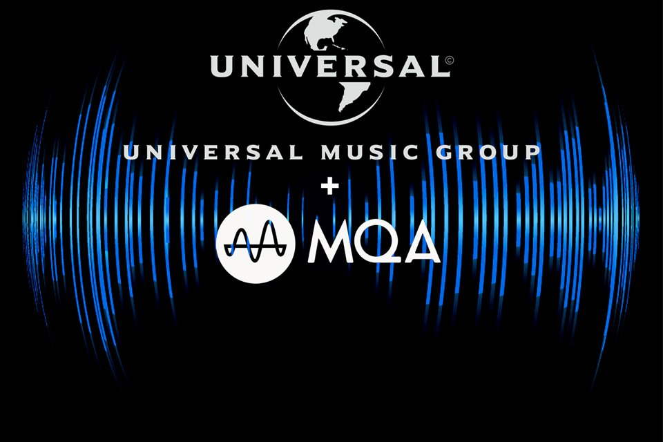 Universal Music Group and MQA Enter Multi-Year Hi-Res Audio Agreement