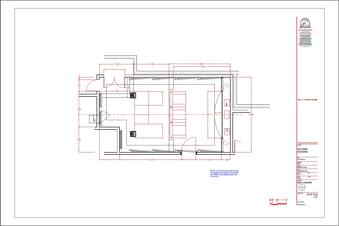 doug s remodel build th page 2 avs forum home theater i also got clarification on his releasability rules so here s the official erskine group design for the theater