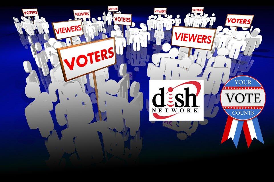 Voters People Groups Voting Election Politics 3d Illustration