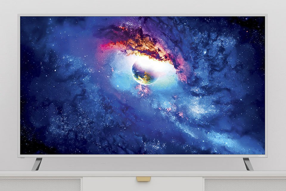 Vizio Demos 2017 M-series and P-series XLED Displays