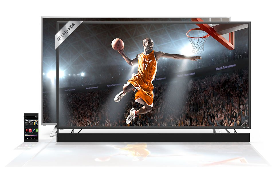 Vizio TVs on Sale for March Madness