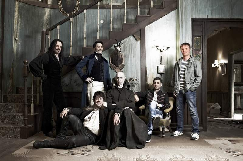 What We Do in the Shadows Blu-ray Review