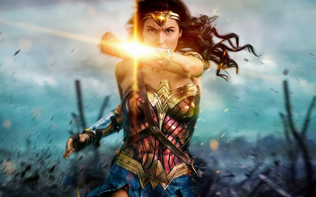 Wonder Woman Ultra HD Review