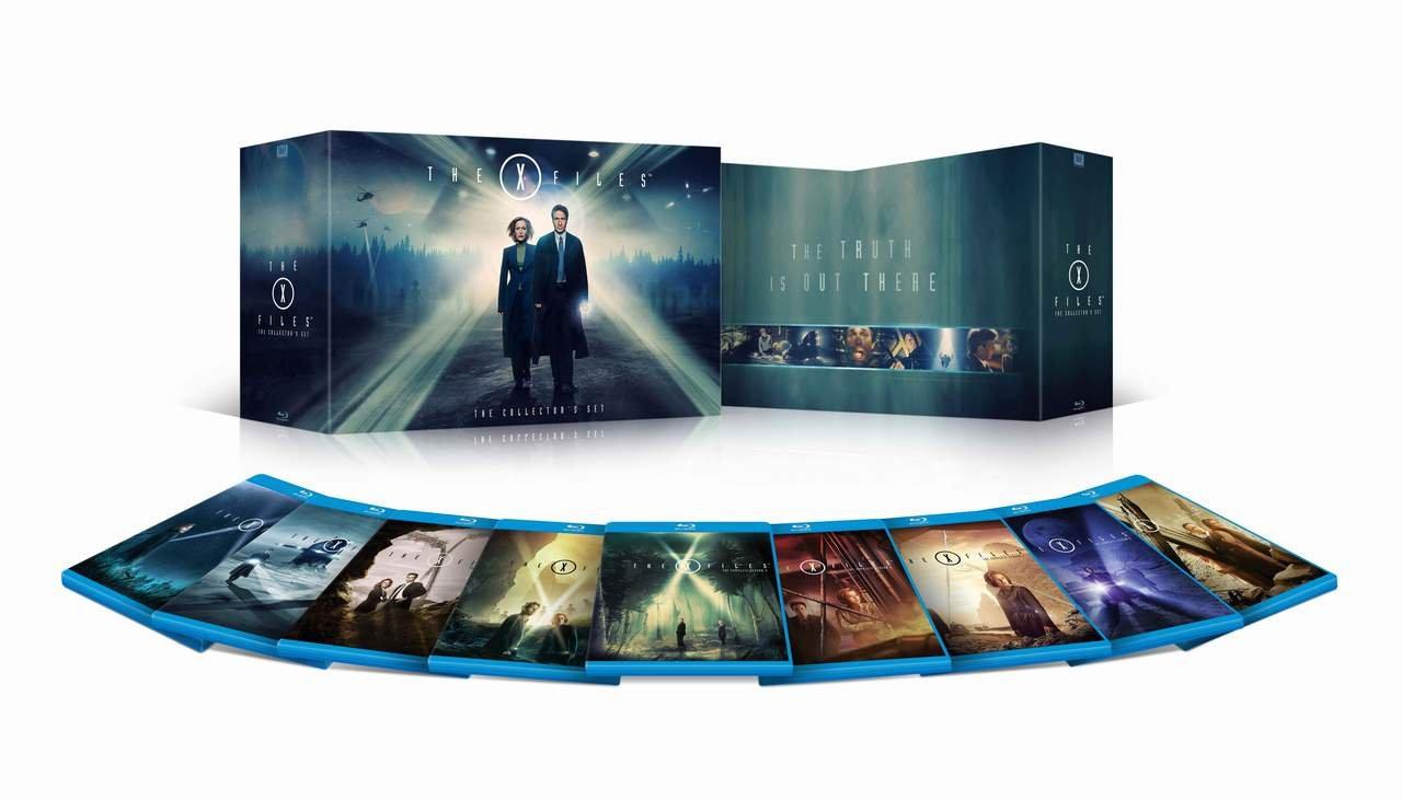 Blu-ray Spotlight: The X-Files Collector's Set