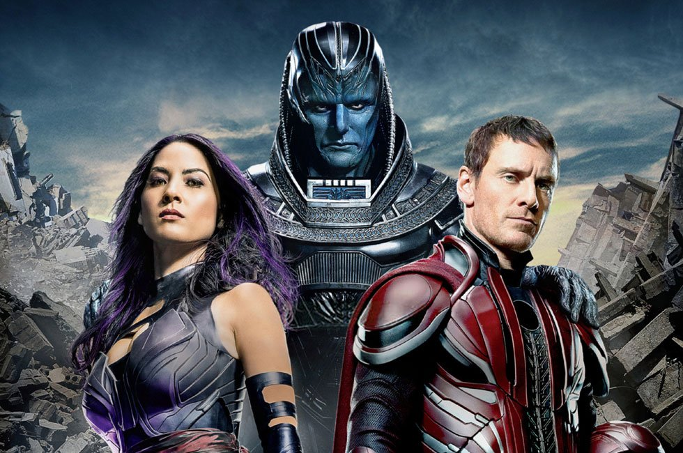 X-Men: Apocalypse in Dolby Vision HDR and Atmos Sound
