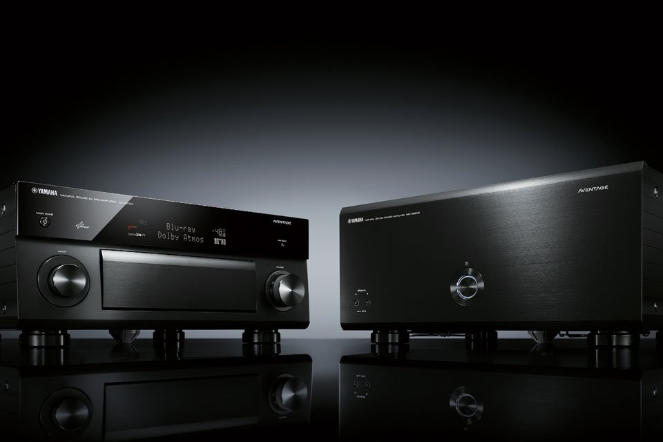 Yamaha CX-A5200 Pre-Pro and MX-A5200 Power Amp at CEDIA 2018