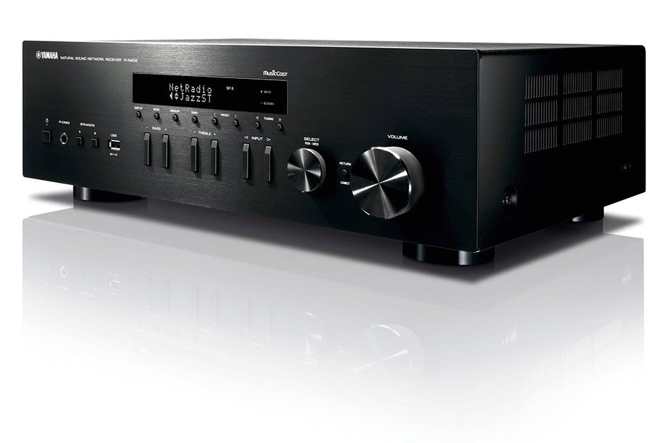 Yamaha Reveals R-N402 MusicCast Network Stereo Receiver