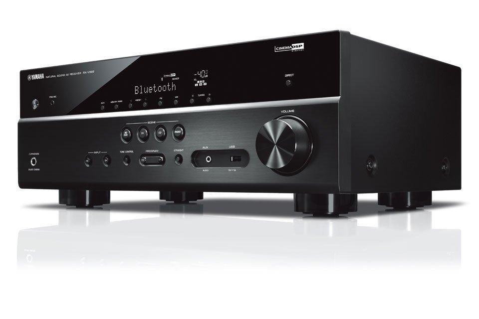 Yamaha RX-V385 AV Receiver Implements HDMI 2 1 - AVSForum com