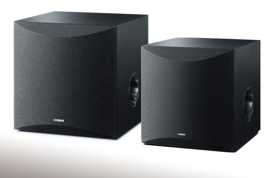 Yamaha SW050 and SW100 Subwoofers