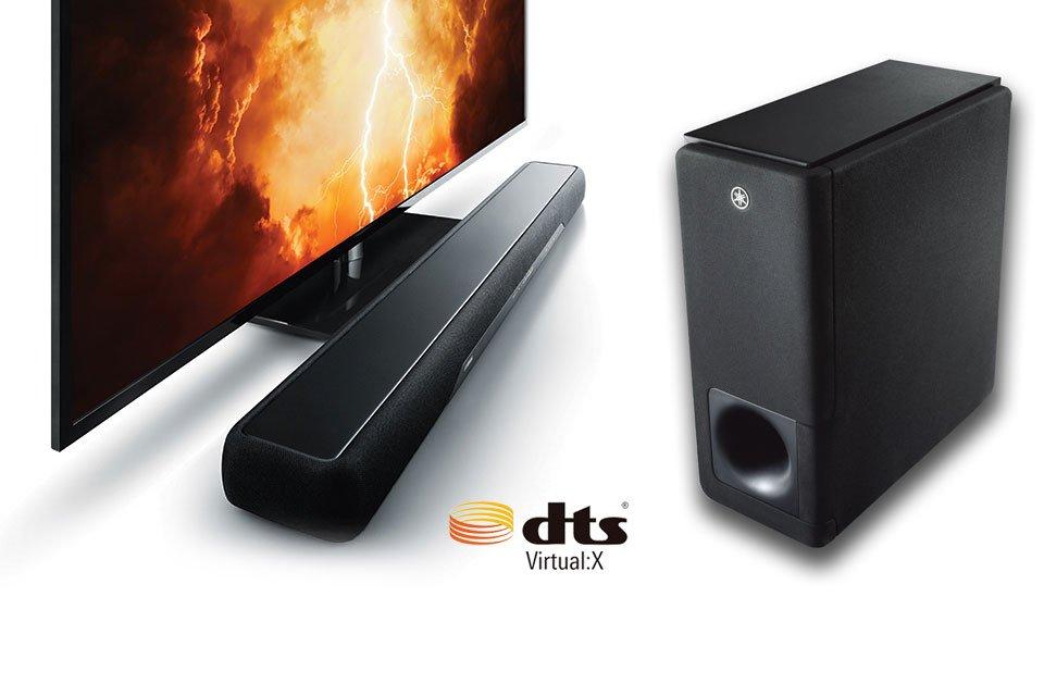 Yamaha YAS-207 World's First Soundbar with DTS Virtual:X - AVSForum com