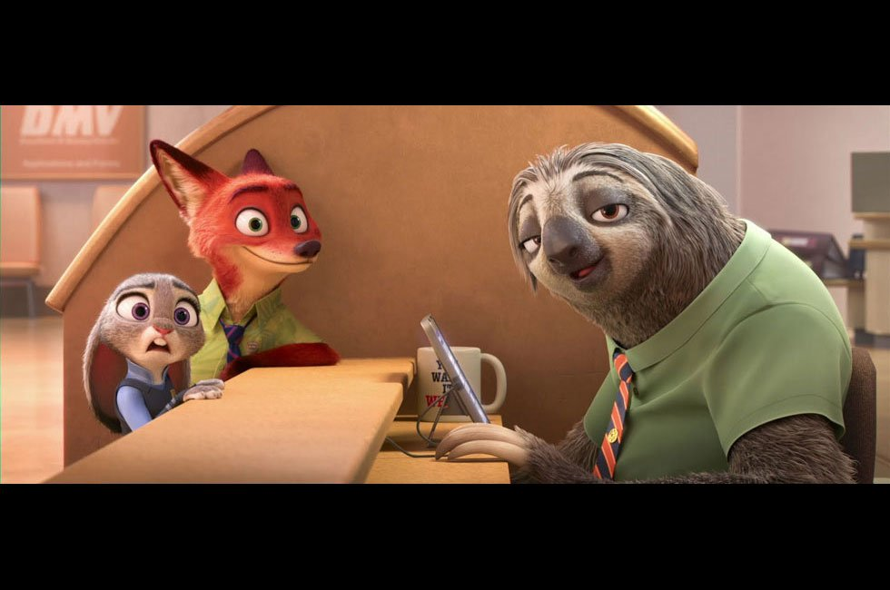 Zootopia in Dolby Vision HDR and Atmos Sound