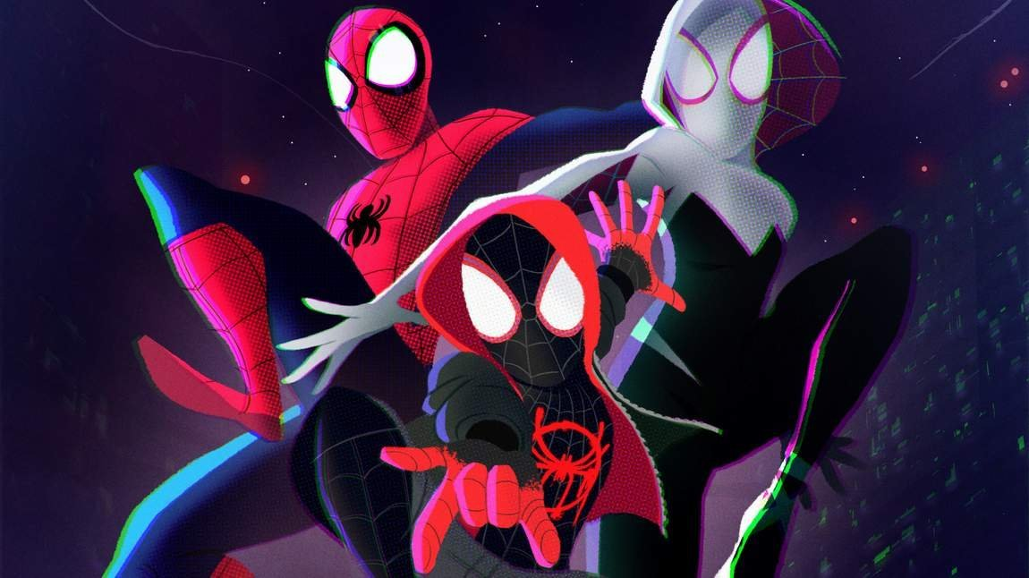 Spider Man Into The Spider Verse Ultra Hd Blu Ray Review Avs Forum