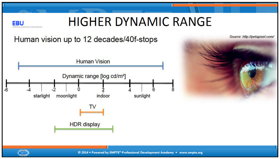 Contemporary Maximum Frame Rate Of The Human Eye Picture Collection ...