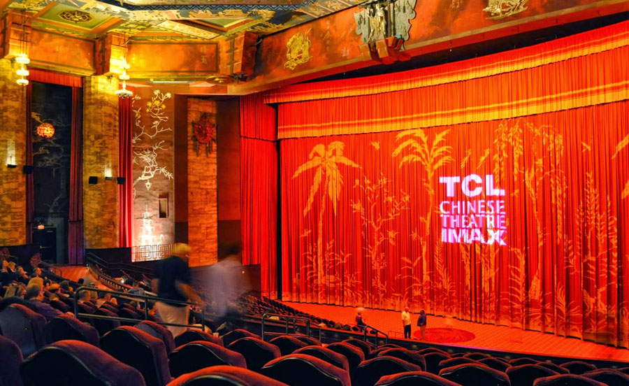 chinese theatre hollywood
