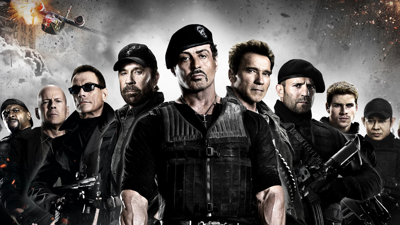 the expendables & the expendables 2 ultra hd review - avs forum