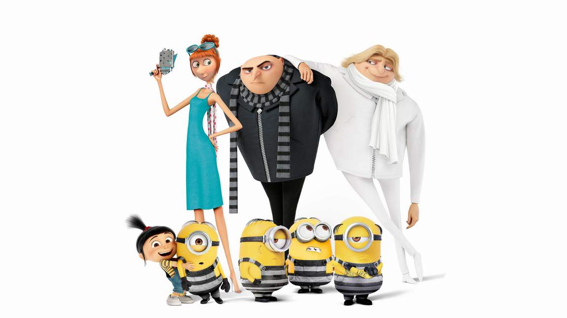 Despicable me 2 online dating scene in seattle