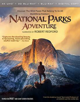 National Parks Adventure Ultra HD/3D Blu-ray/Blu-ray Review