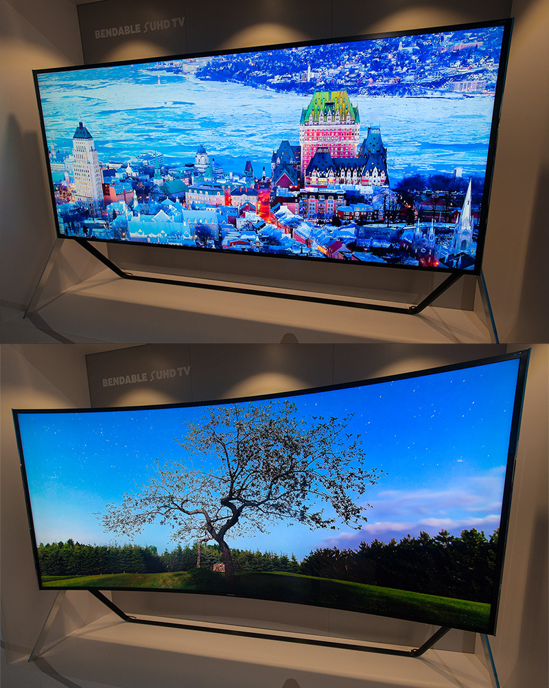 Curved Vs Flat Tv >> Why I Couldn T Care Less About Curved Tvs Avs Forum Home Theater