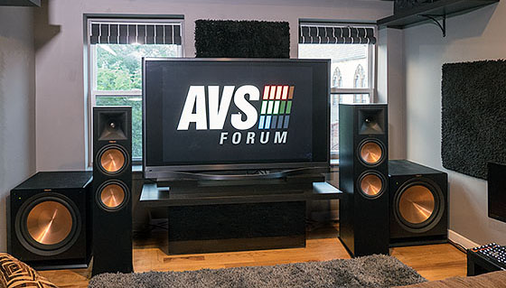 Rear Surround Channel Speakers — Klipsch WDST surround speakers should be placed.