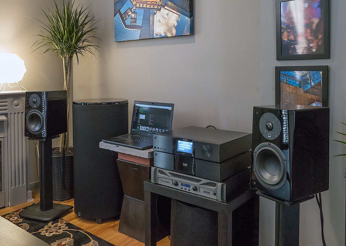 The Prime Bookshelf Speakers Are Back At It This Time As Part Of A Soon To Publish PC 2000 Review Itll Be First Take Place In My New