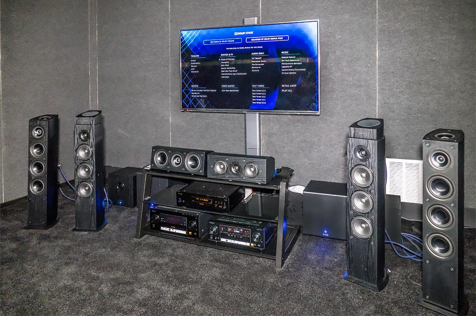 pioneer vsx 530 k. pioneer dolby atmos modules, speakers, avrs, and demo at cedia 2015 - avs forum | home theater discussions reviews vsx 530 k