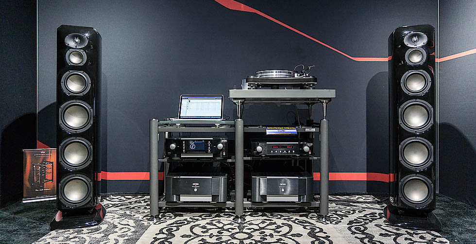 Mark Levinson No  519 Audio Player at CES 2016 - AVSForum com