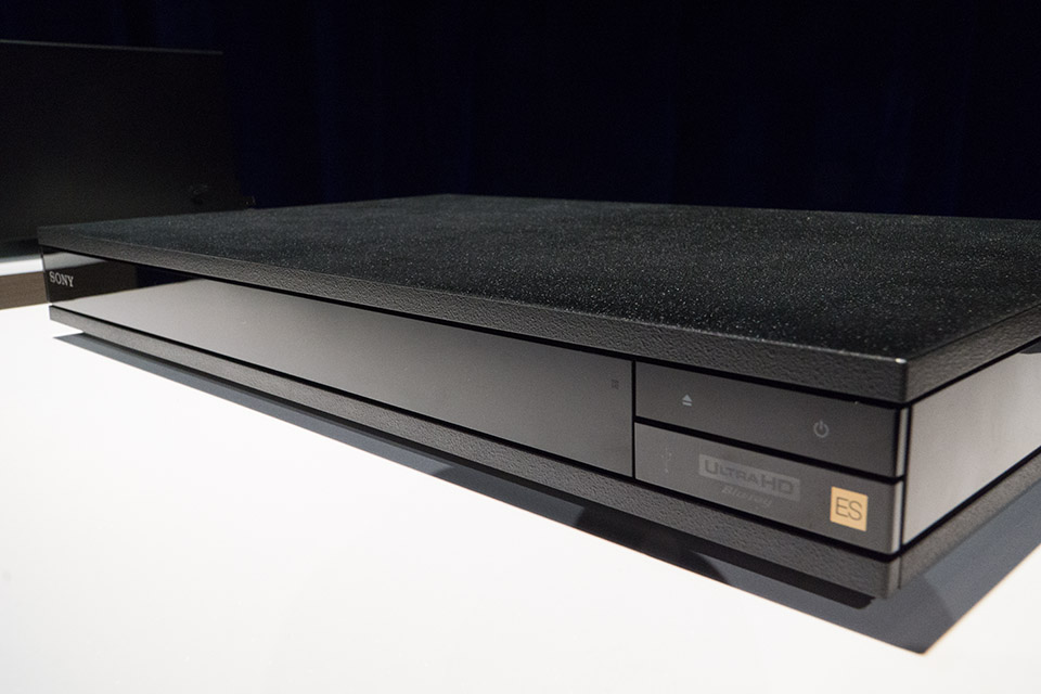 sony ubp x1000es. sony introduces udp-x1000es ultra hd blu-ray player at cedia 2016 - avs forum | home theater discussions and reviews ubp x1000es 0