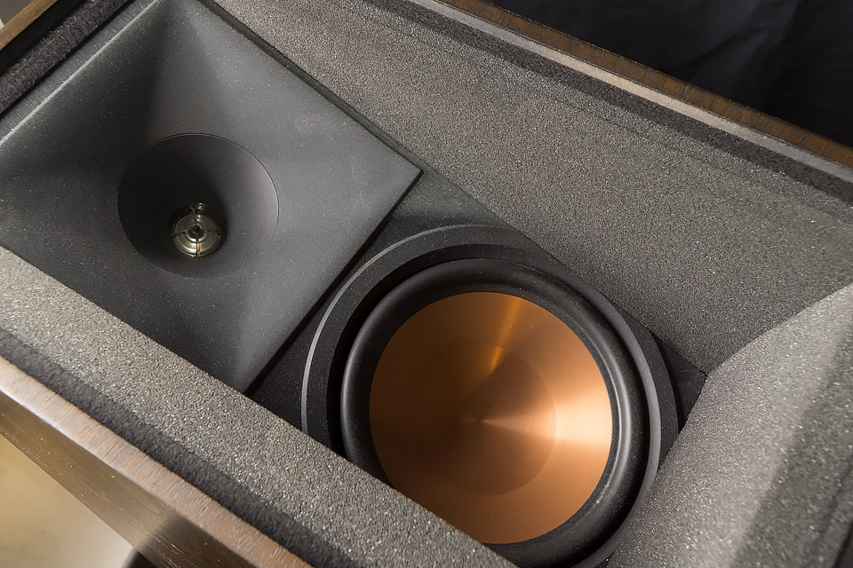 Klipsch RP-280FA 7 2 4 Dolby Atmos-Enabled Speaker System