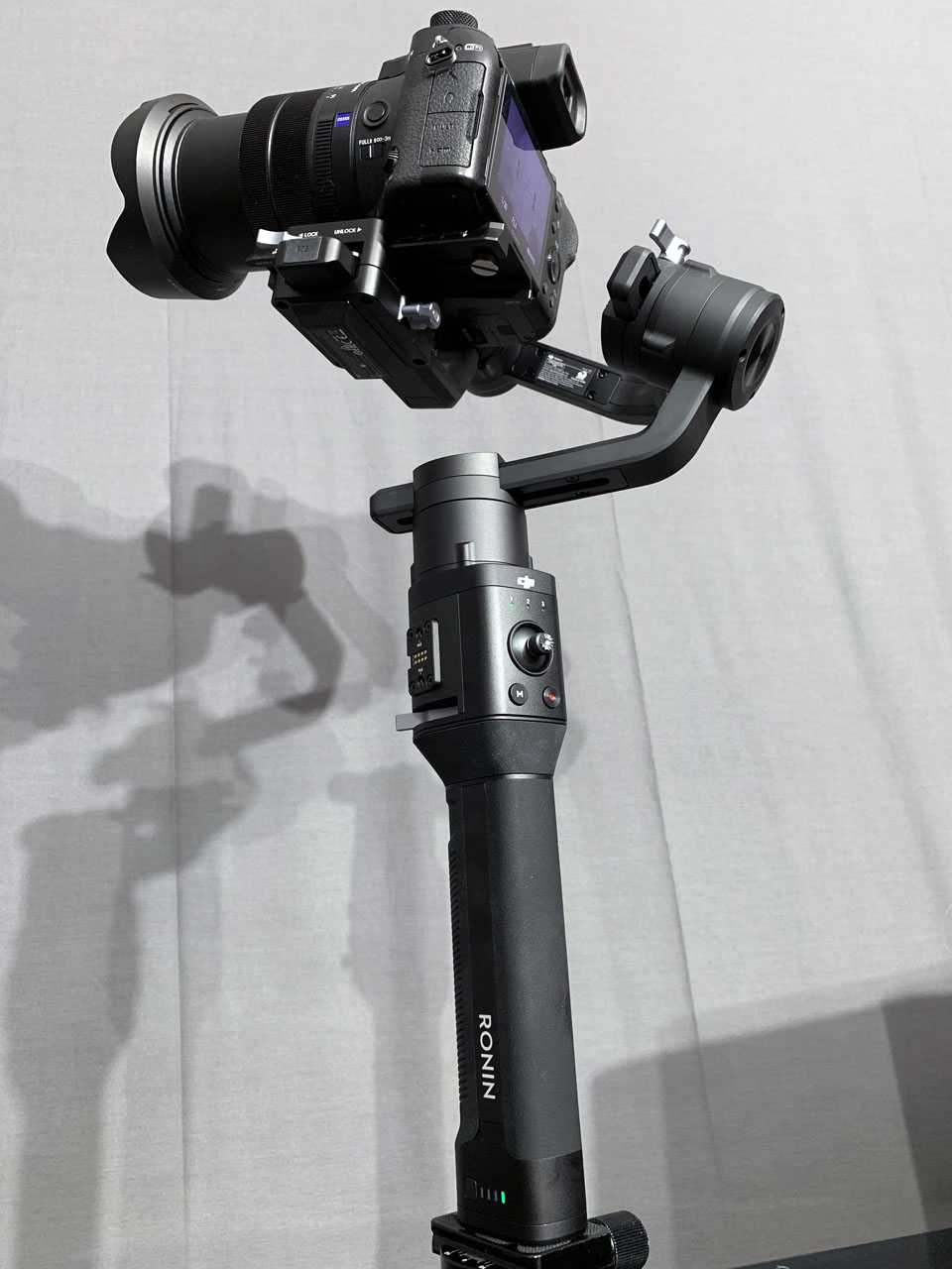 DJI Ronin S Gimbal Hands-On - AVS Forum | Home Theater