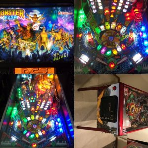 Coin-Op Pinball Machines Collection
