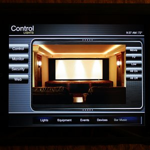 Apple iPad Theater Controller