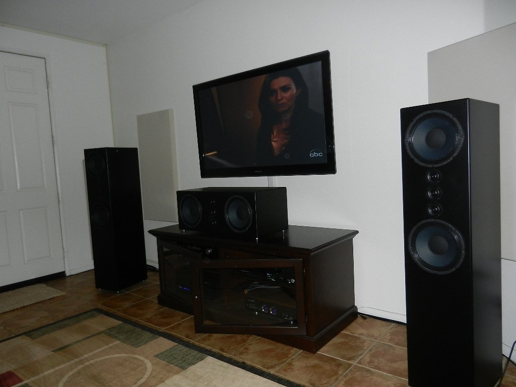 Tekton design home theater