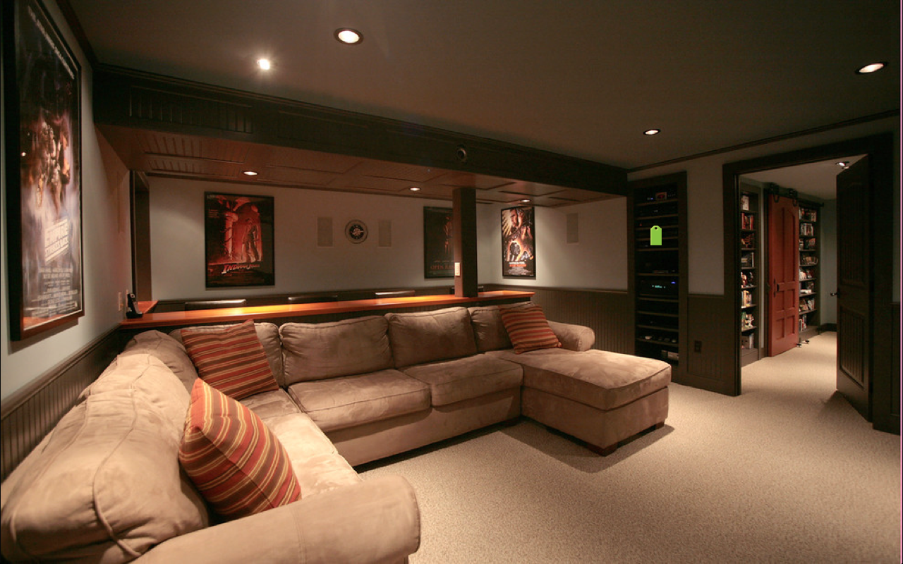 Archaea S Multi Purpose Home Theater Room Avs Forum Home