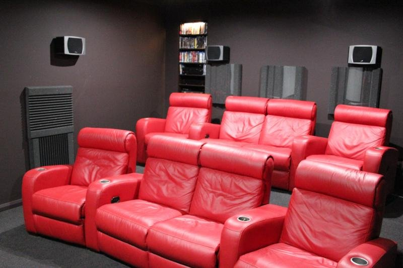 Trustin Cinema - AVS Forum | Home Theater Discussions And Reviews