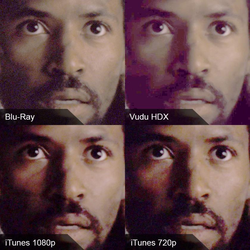 projectors 1080p vs 720p movie