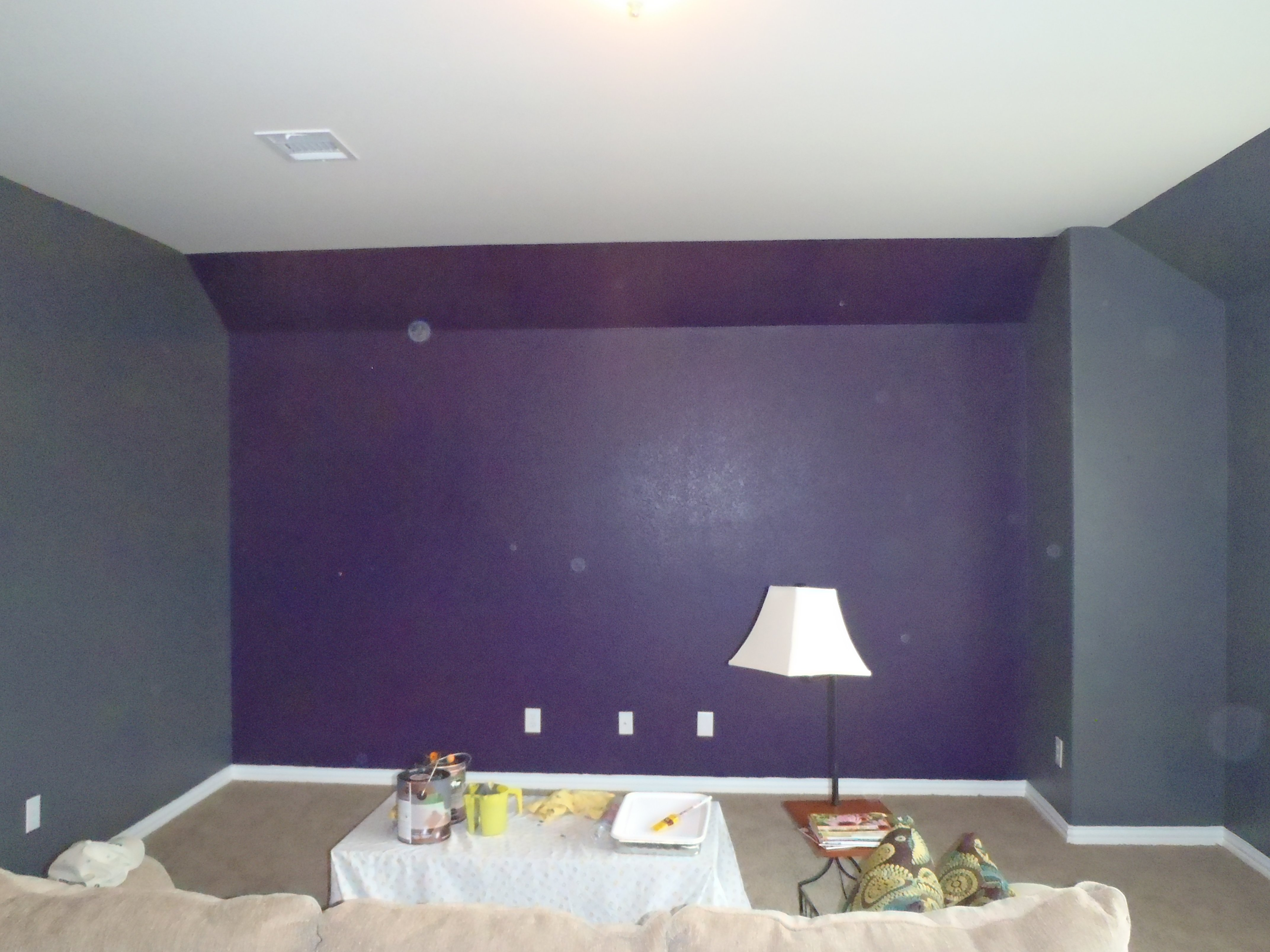 Wall paint techniques two colors - Wall Paint Techniques Two Colors